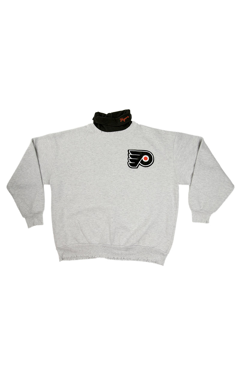 VINTAGE SPORTS TURTLENECK SWEATSHIRT