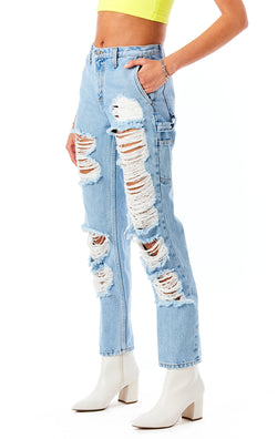 RHEA RORY CARPENTER DENIM JEAN