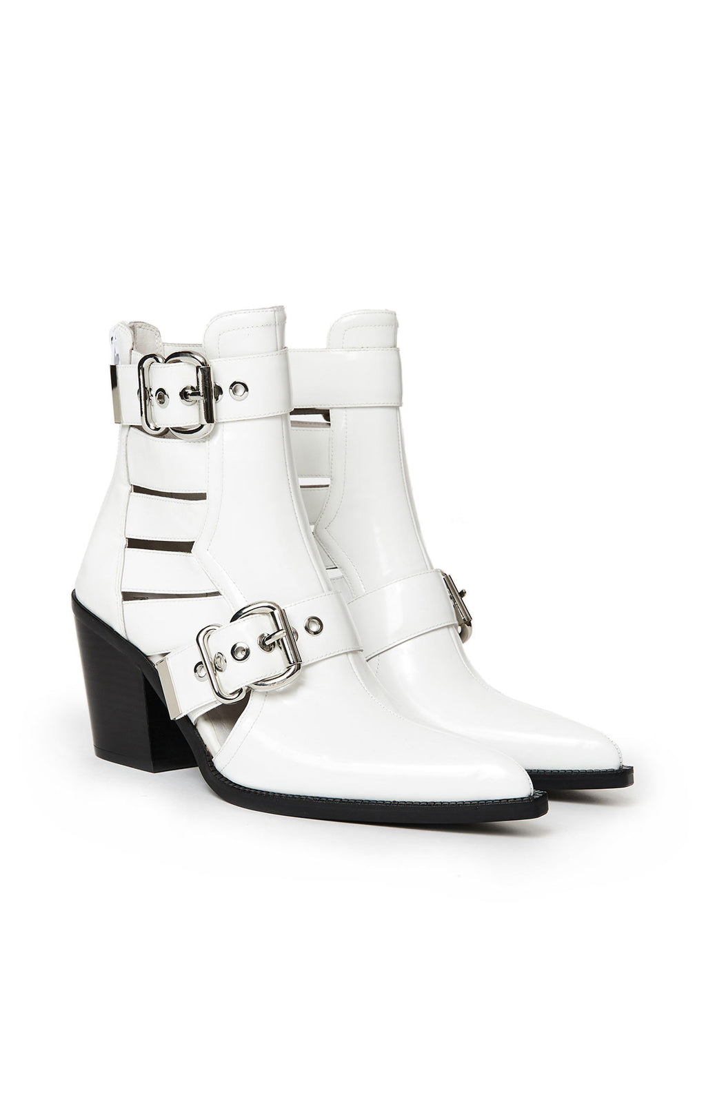 JEFFREY CAMPBELL GUADALUPE BOOTIE ANGLE
