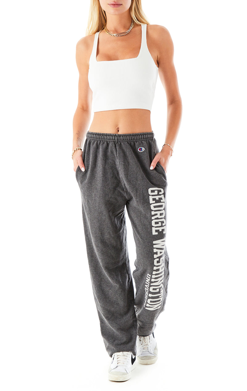 VINTAGE STONEWASHED SWEATPANTS