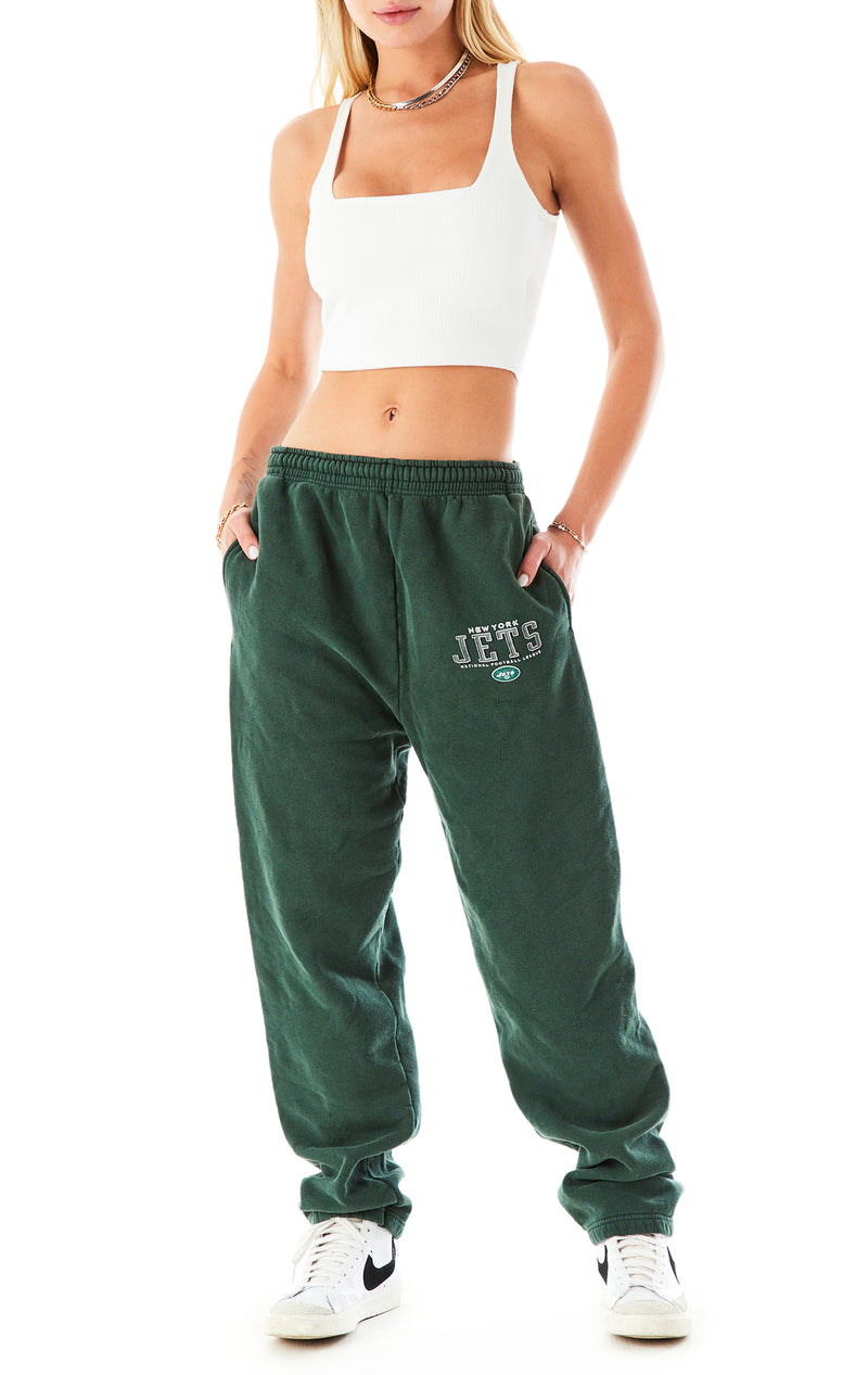 VINTAGE STONEWASHED SWEATPANTS JETS 2
