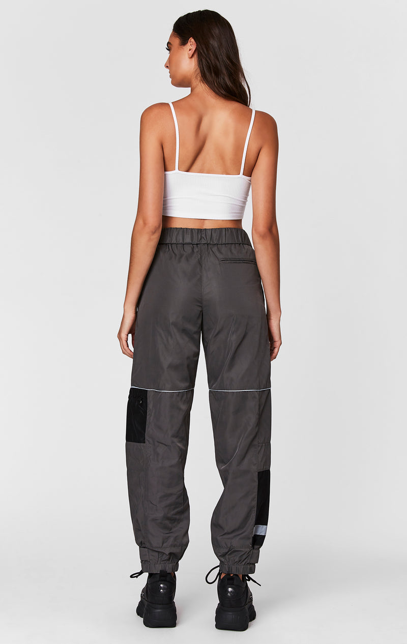 WINDBREAKER TRACK PANT BACK