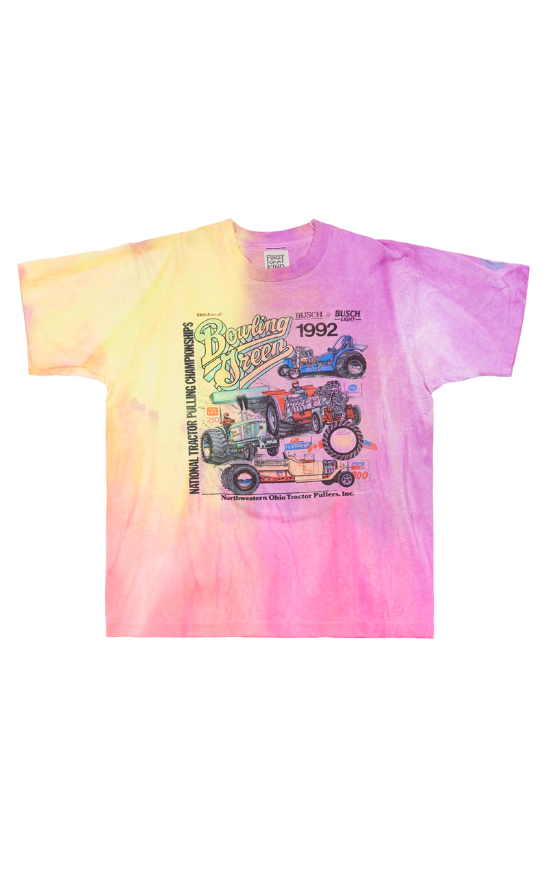 FURST OF A KIND TIE DYE GRAPHIC TEE FRONT