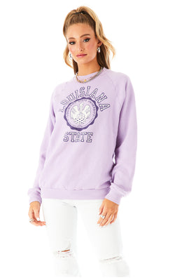 VINTAGE COLLECTIBLE SWEATSHIRT LSU