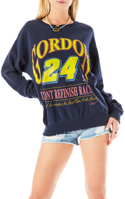 VINTAGE NASCAR SWEATSHIRT JEFF GORDON