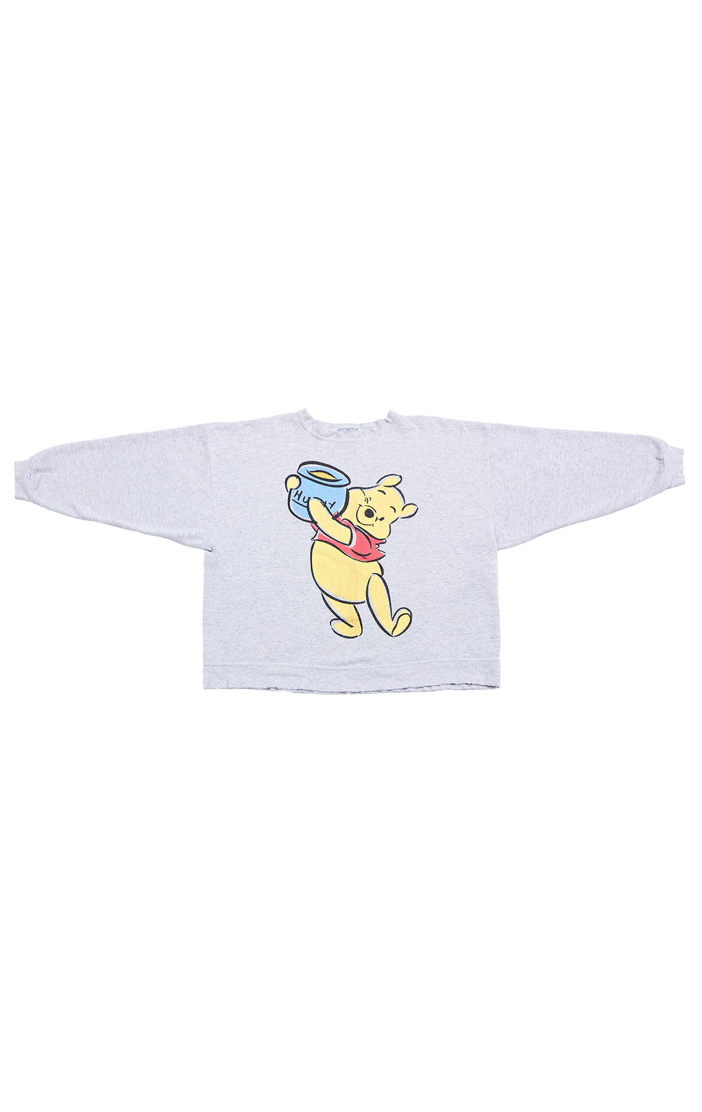 STONEWASHED CARTOON SWEATSHIRT FULL