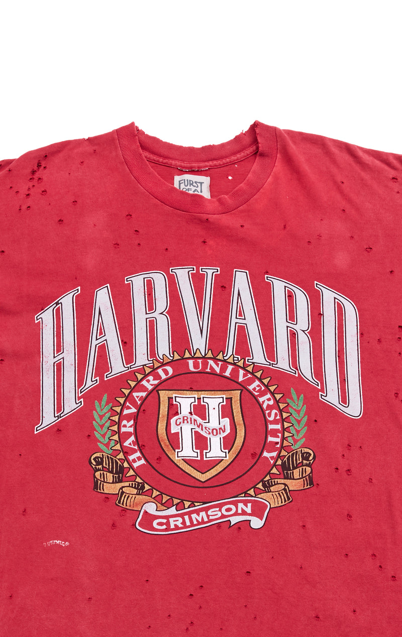 STONEWASHED COLLEGE TEE FULL