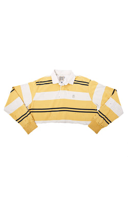 CROP RUGBY SHIRT