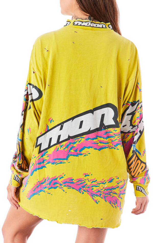 LONG SLEEVE MOTOCROSS T-SHIRT