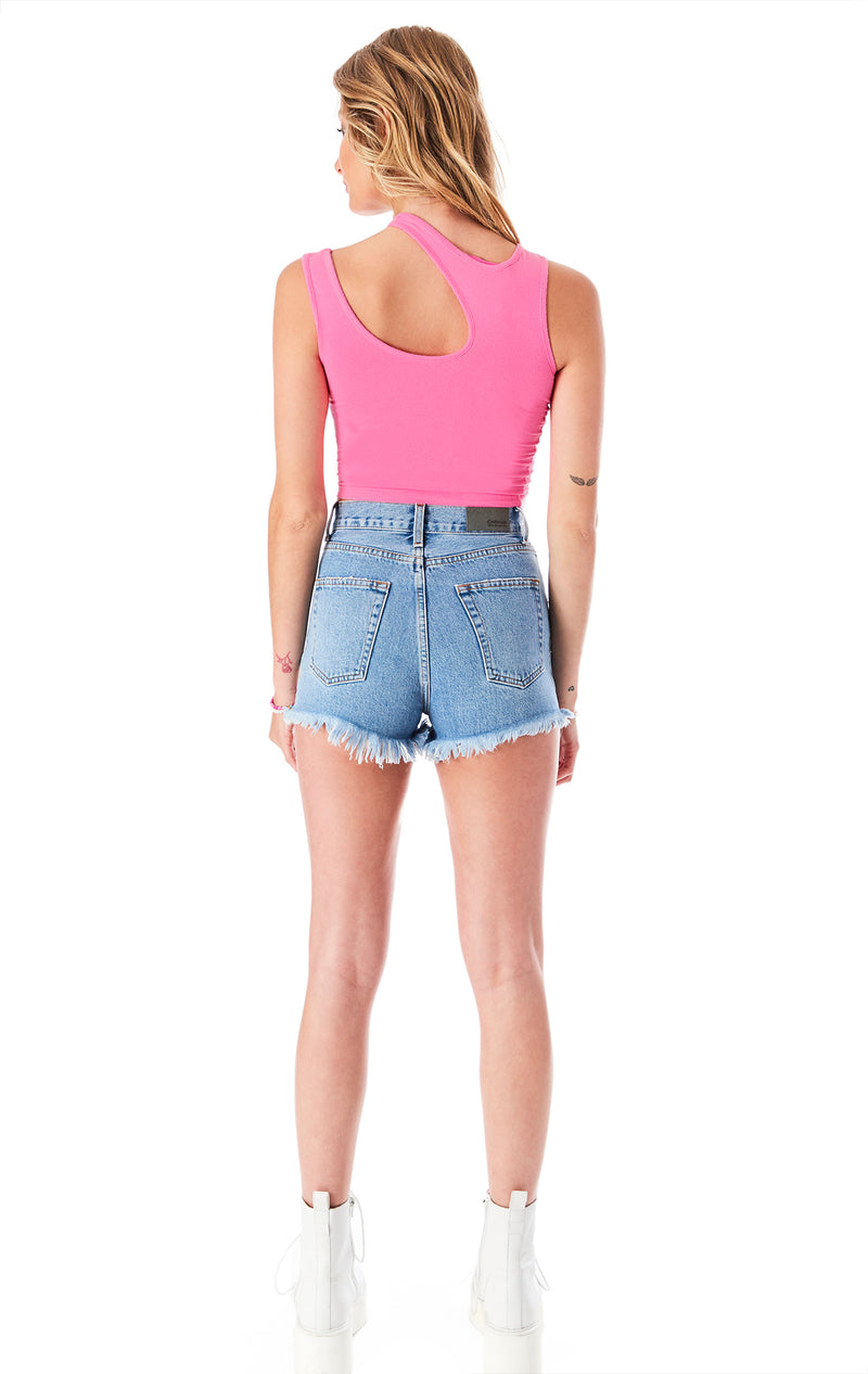 ALICE AYLA DENIM SHORT