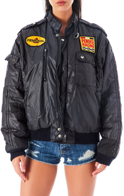 VINTAGE RACING CAR JACKET