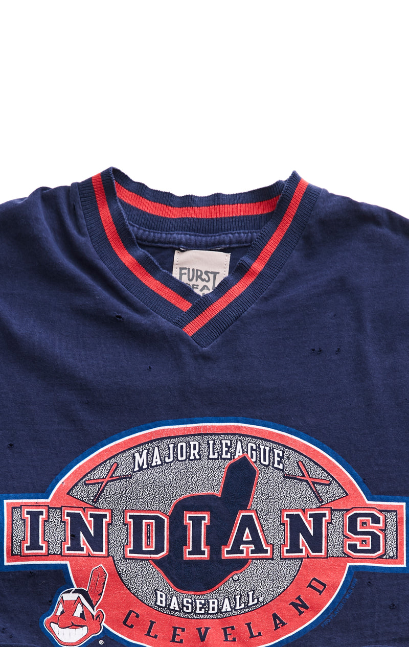 SPORTS RETRO CAMP CROP TEE