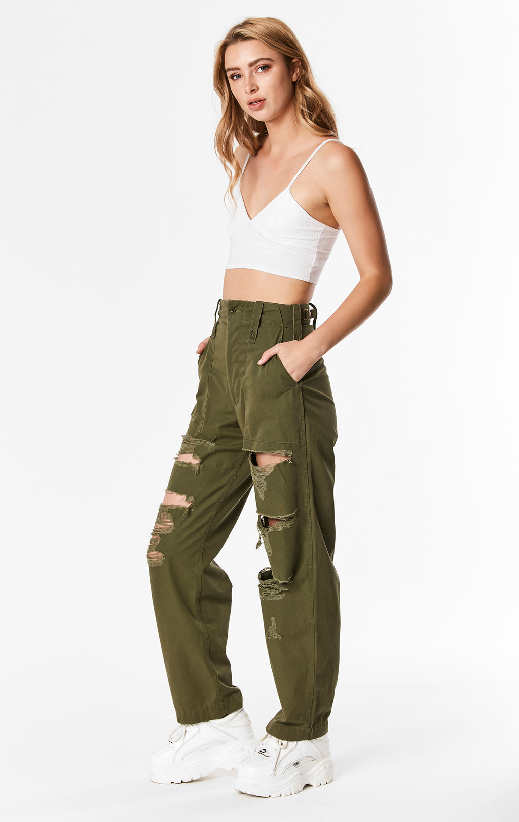 SUPER SHRED ARMY PANT