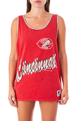 STONEWASHED SPORTS TANK TOP