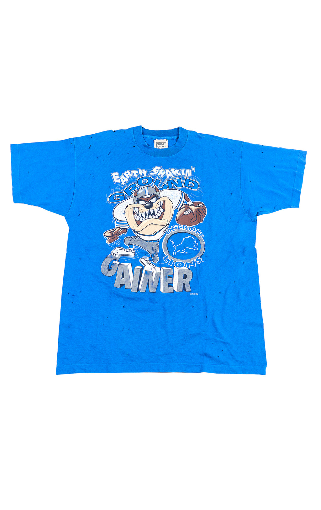 CARTOON SPORTS TEE