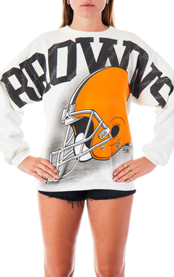 VINTAGE COLLECTIBLE SPORTS SWEATSHIRT