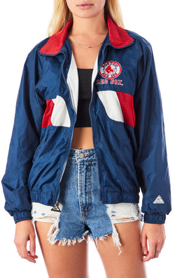 VINTAGE SPORTS ZIP UP JACKET