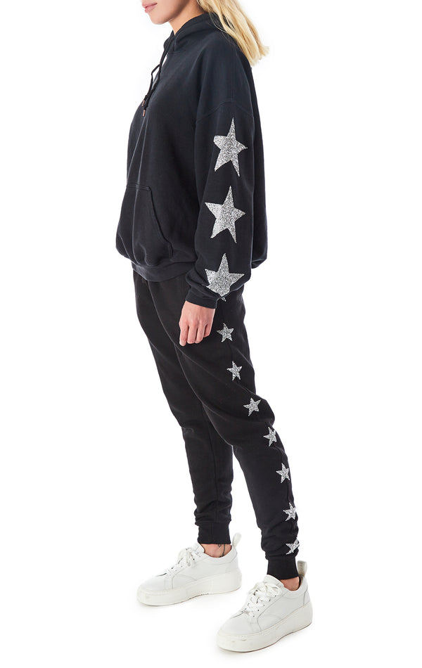 STAR PATCH SWEATPANTS