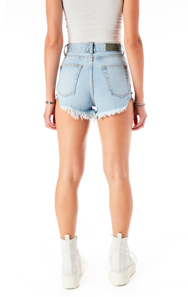ALICE JACINTH DENIM SHORT
