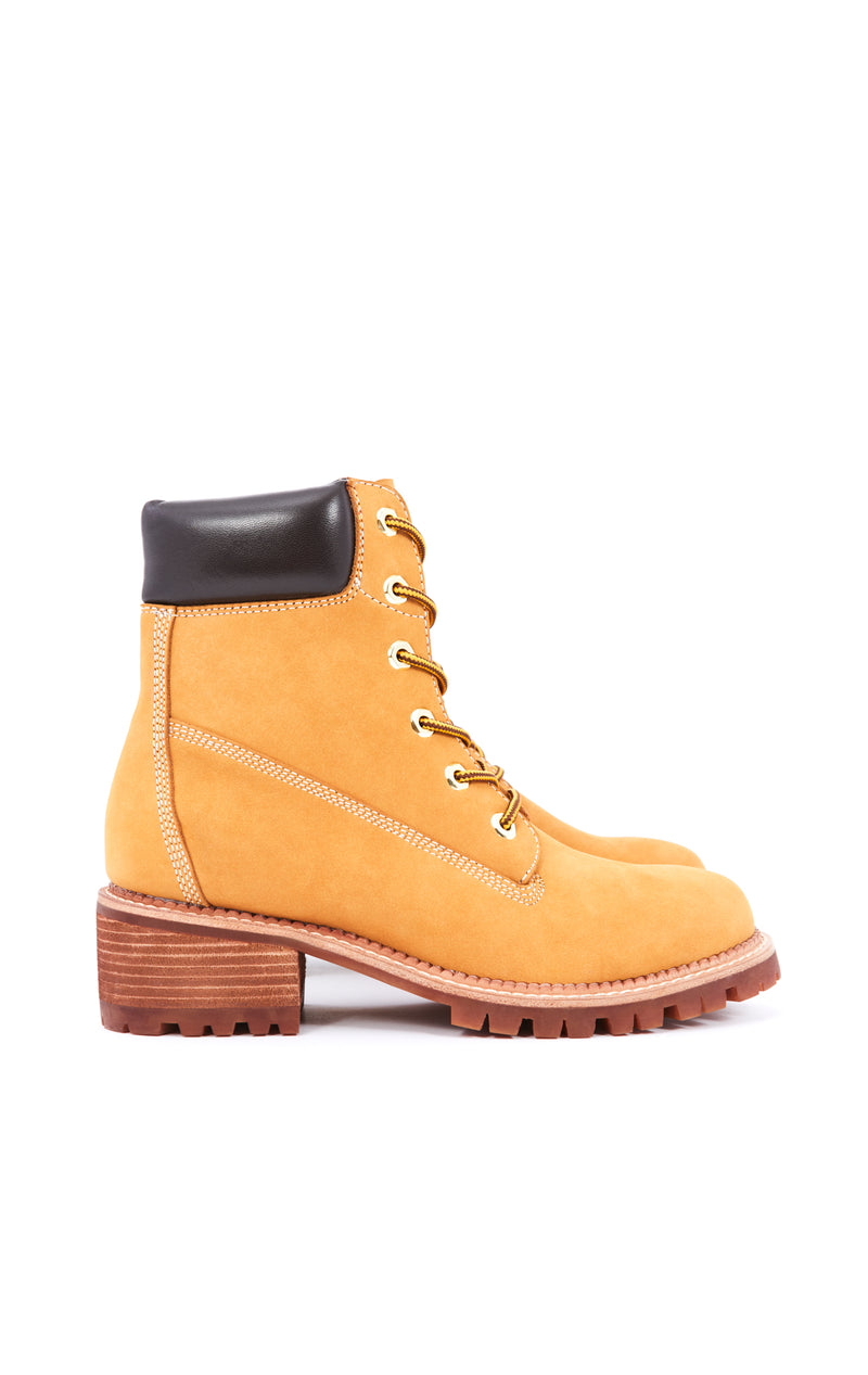 CONSTRUCT LACE UP WORK BOOT