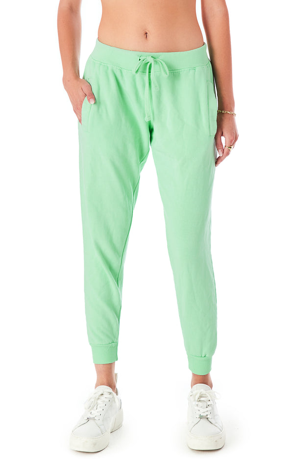 MINT SWEATPANTS