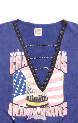 VINTAGE CHAIN LADDER SPORTS SWEATSHIRT