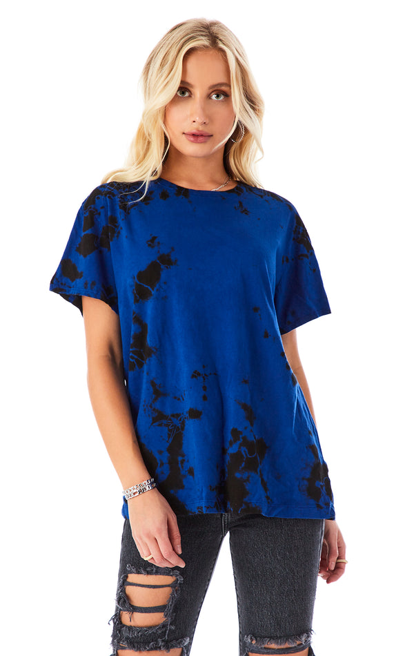BLOTCH DYE T-SHIRT