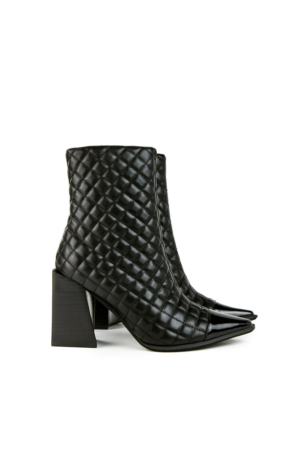 ZIREN-Q QUILTED ANKLE BOOT