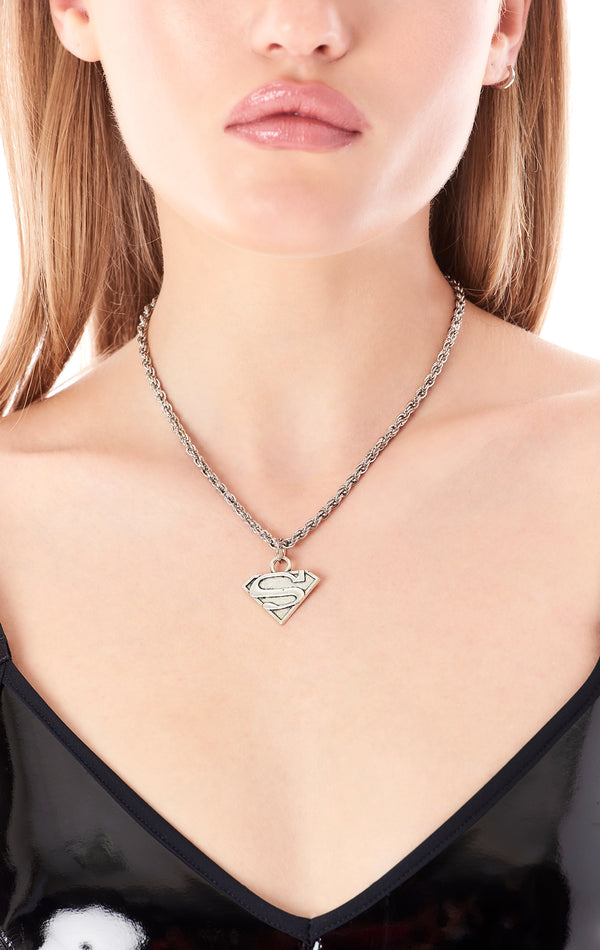 SUPER HERO CHARM NECKLACE