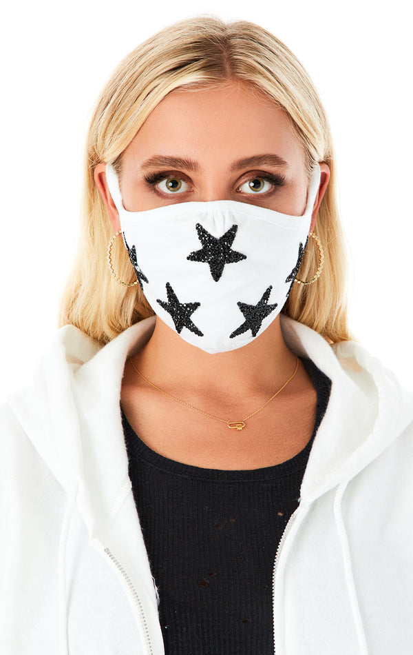 MINI STAR PATCH FACE MASK