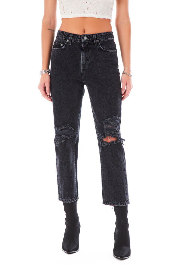 HERMIA ARIZONA BLACK JEAN