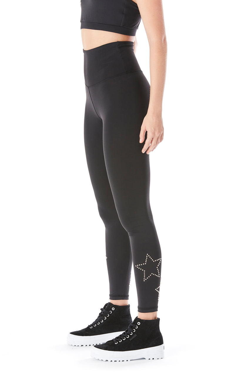 FIRE CRACKER ANKLE LEGGINGS