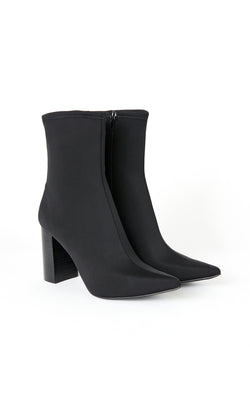 SIREN POINTED TOE ANKLE BOOT