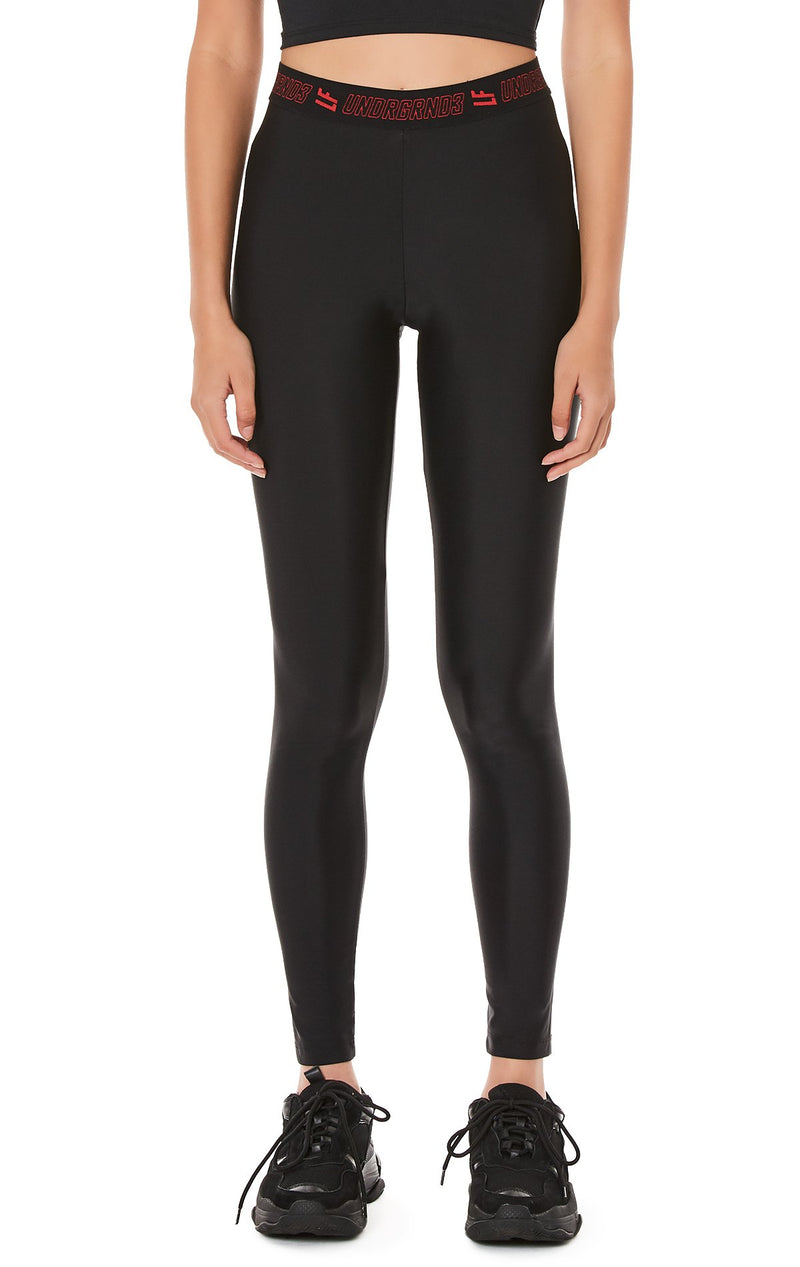LEGGING WITH LF UNDRGRND3 WAISTBAND FRONT
