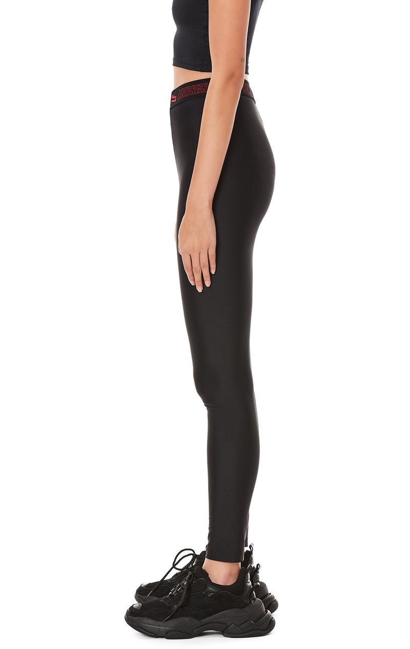 LEGGING WITH LF UNDRGRND3 WAISTBAND SIDE