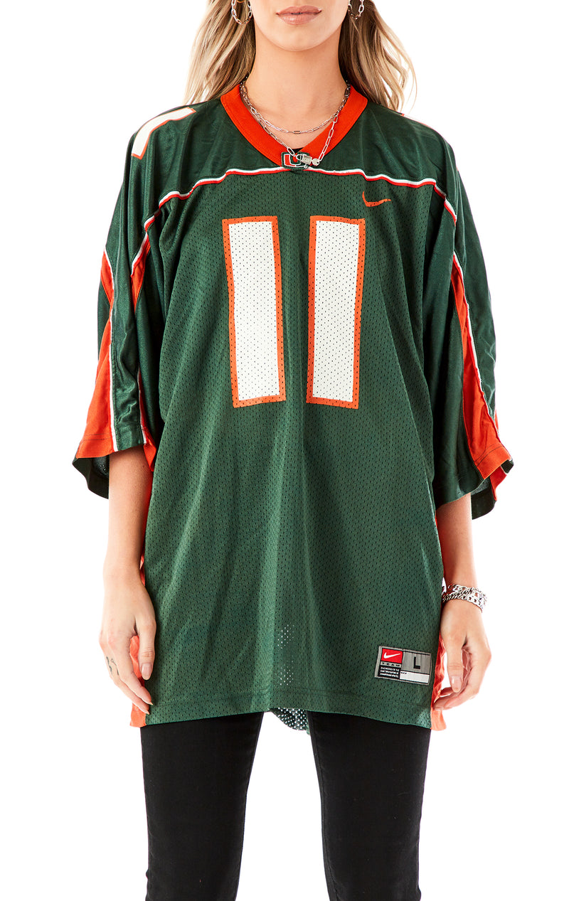 VINTAGE COLLEGE JERSEY