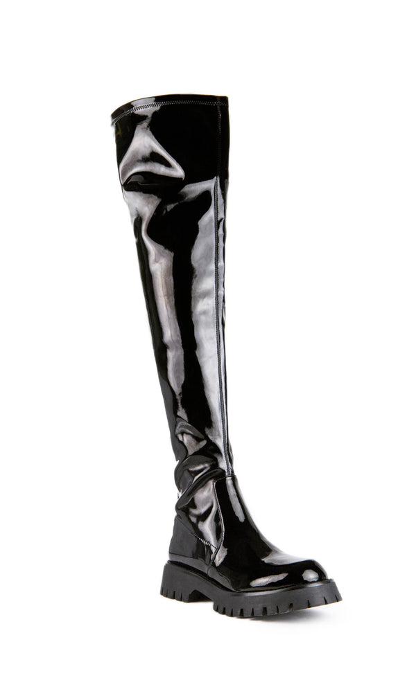 BREAK-OK THIGH HIGH BOOT