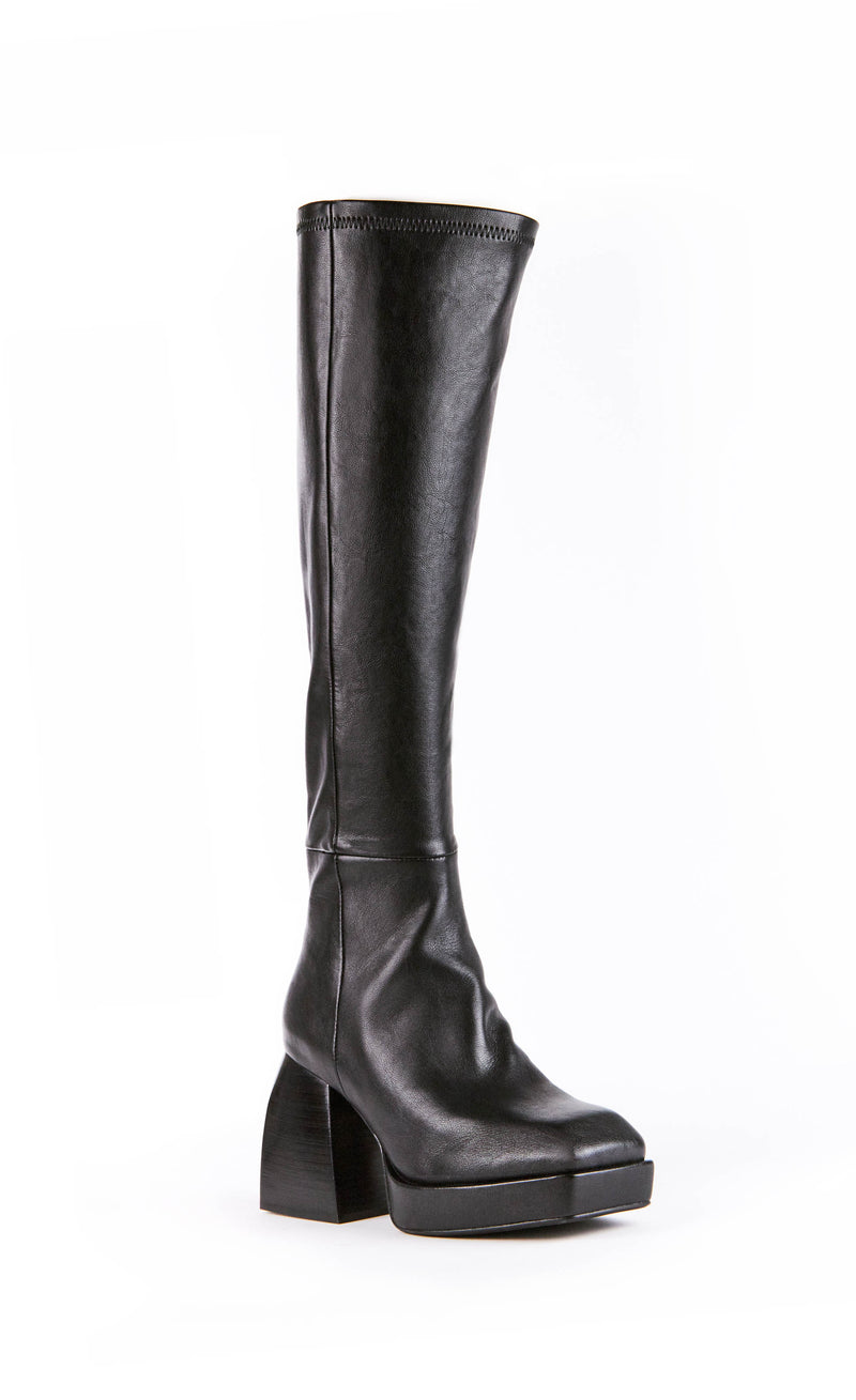 DAUPHIN KNEE HIGH BOOT