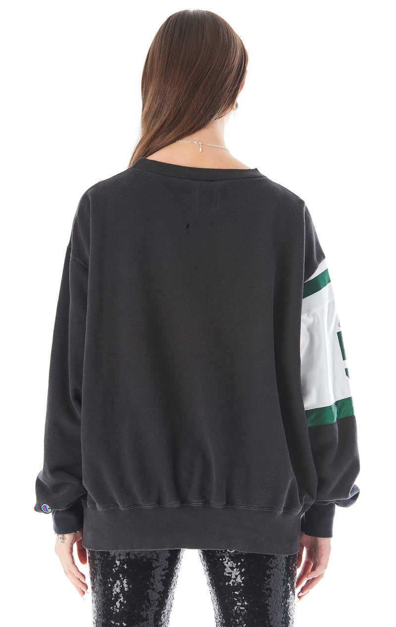 VINTAGE SPLICED SPORTS SWEATSHIRT