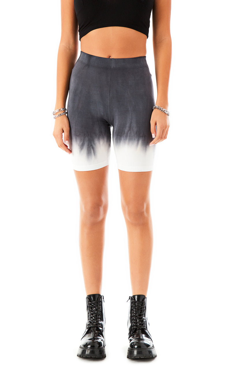 DIP DYE BIKE SHORTS