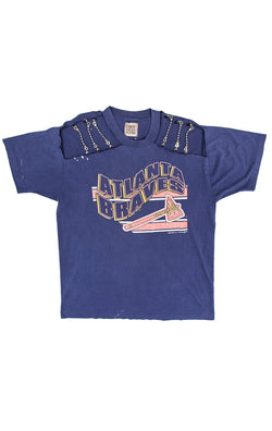 VINTAGE CHAIN CUT OUT SPORTS T-SHIRT