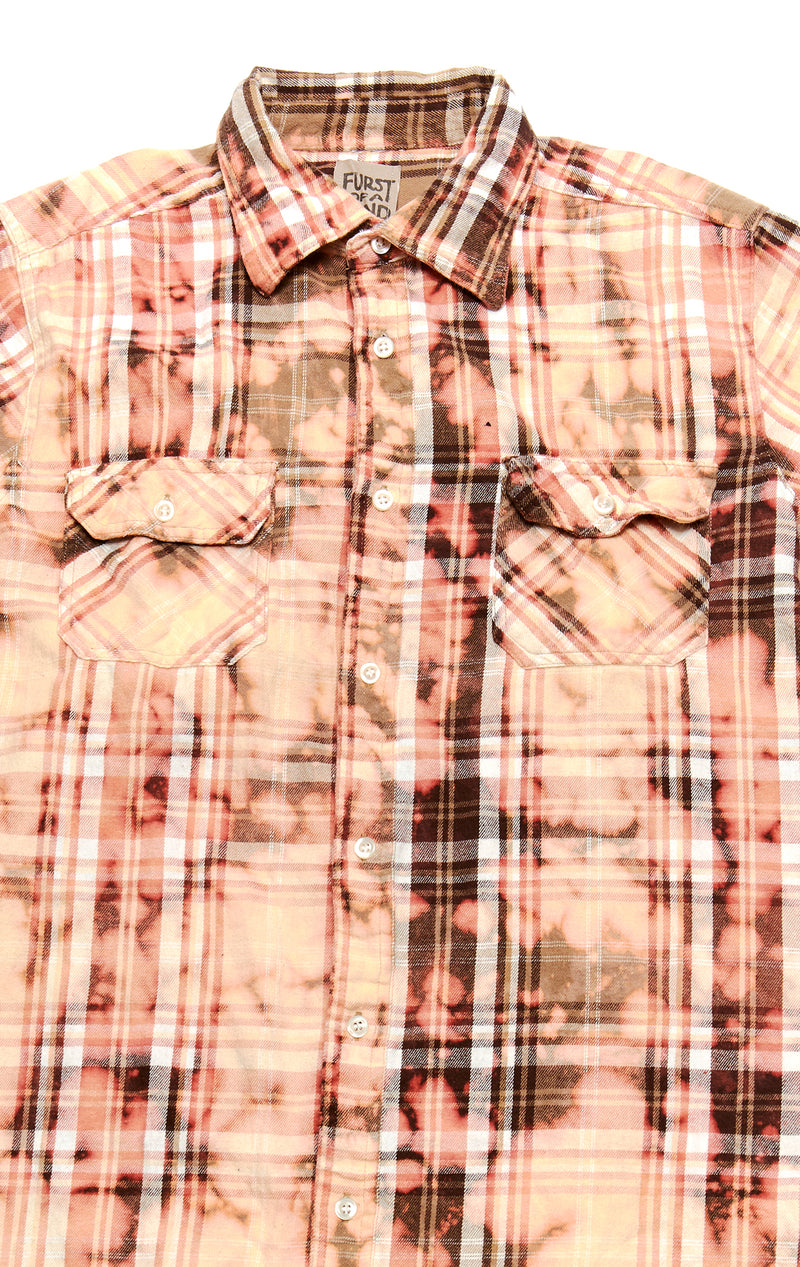 VINTAGE BLEACH FLANNEL