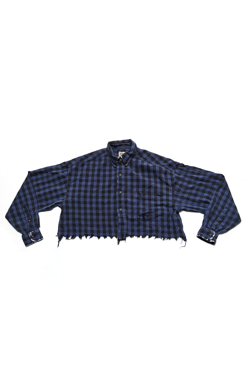 VINTAGE CROP FLANNEL