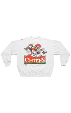 VINTAGE CARTOON SPORTS SWEATSHIRT