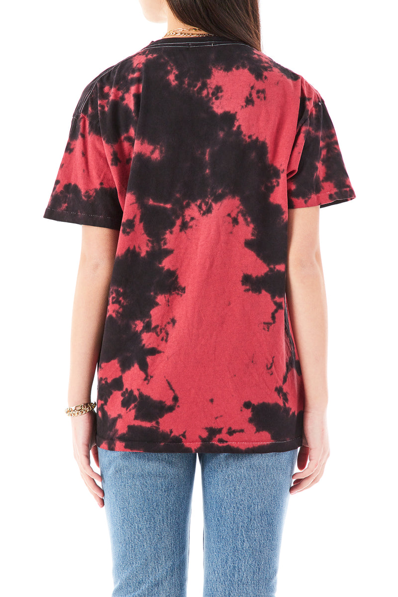 VINTAGE CLOUD TIE DYE T-SHIRT