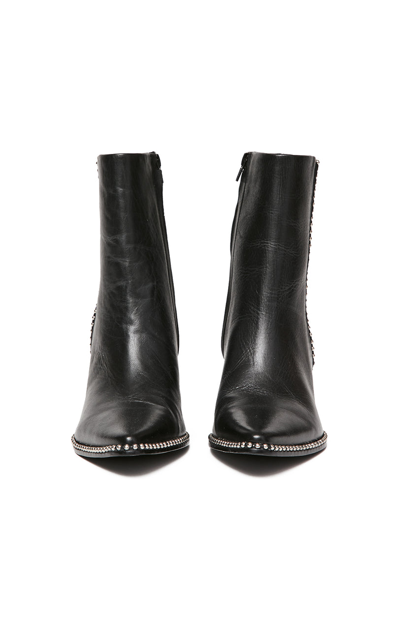 LF EXCLUSIVE ALEX WESTERN BOOT WITH STUDS