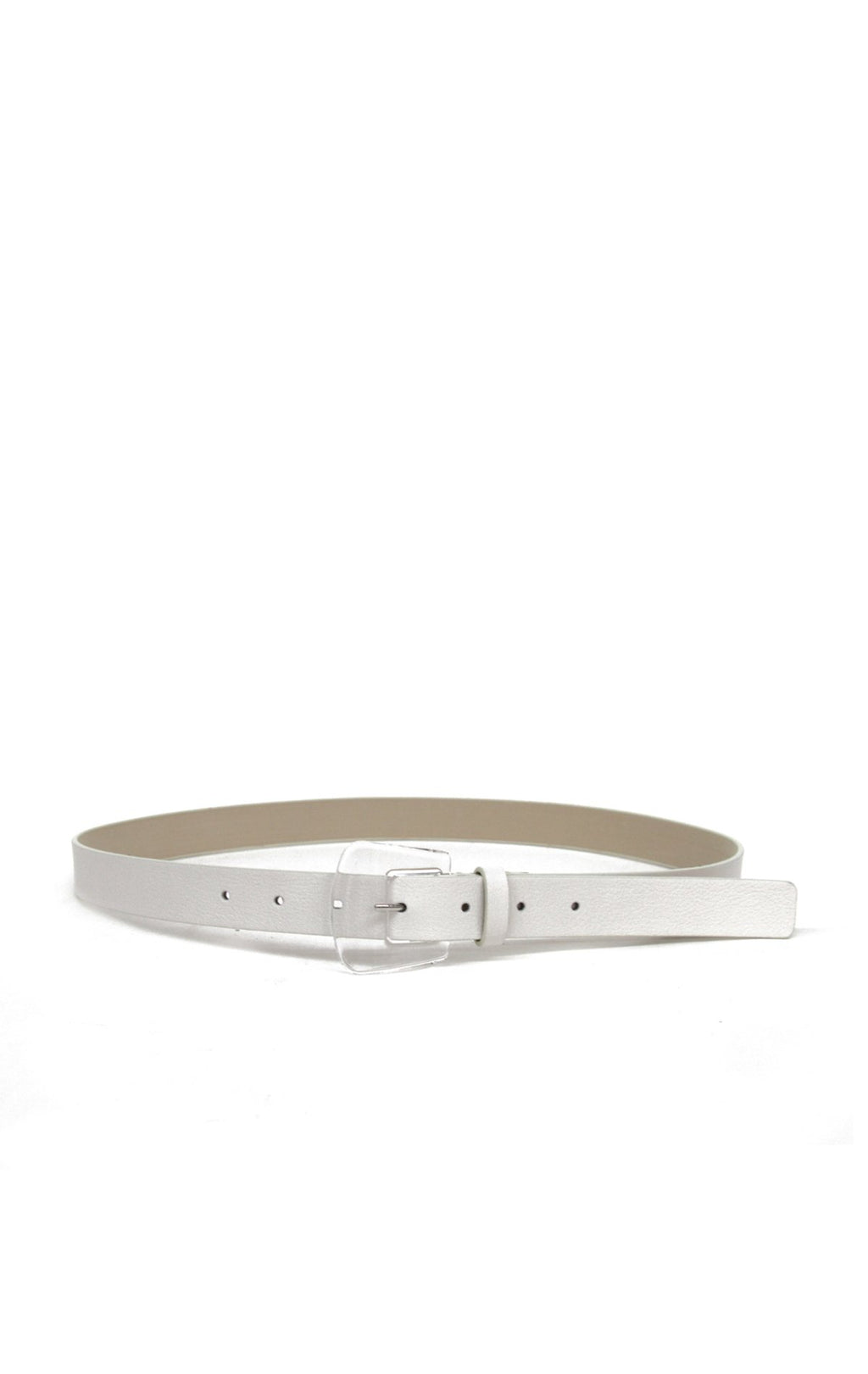 Carmar Denim: B-LOW THE BELT CECE MINI LEATHER BELT - BELT