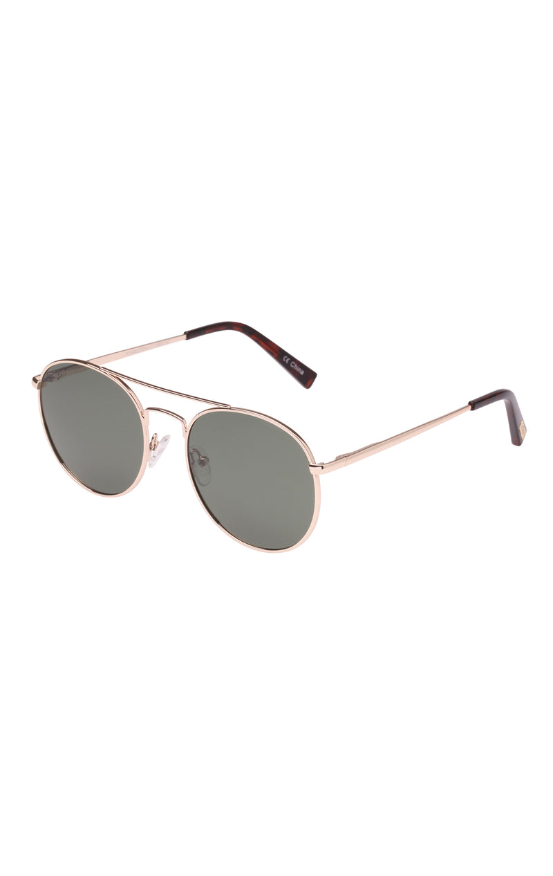 REVOLUTION ROUND AVIATOR SUNGLASSES