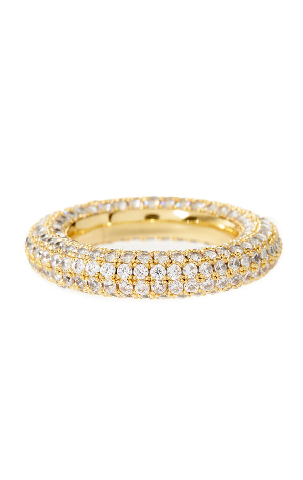 PAVE AMALFI RING