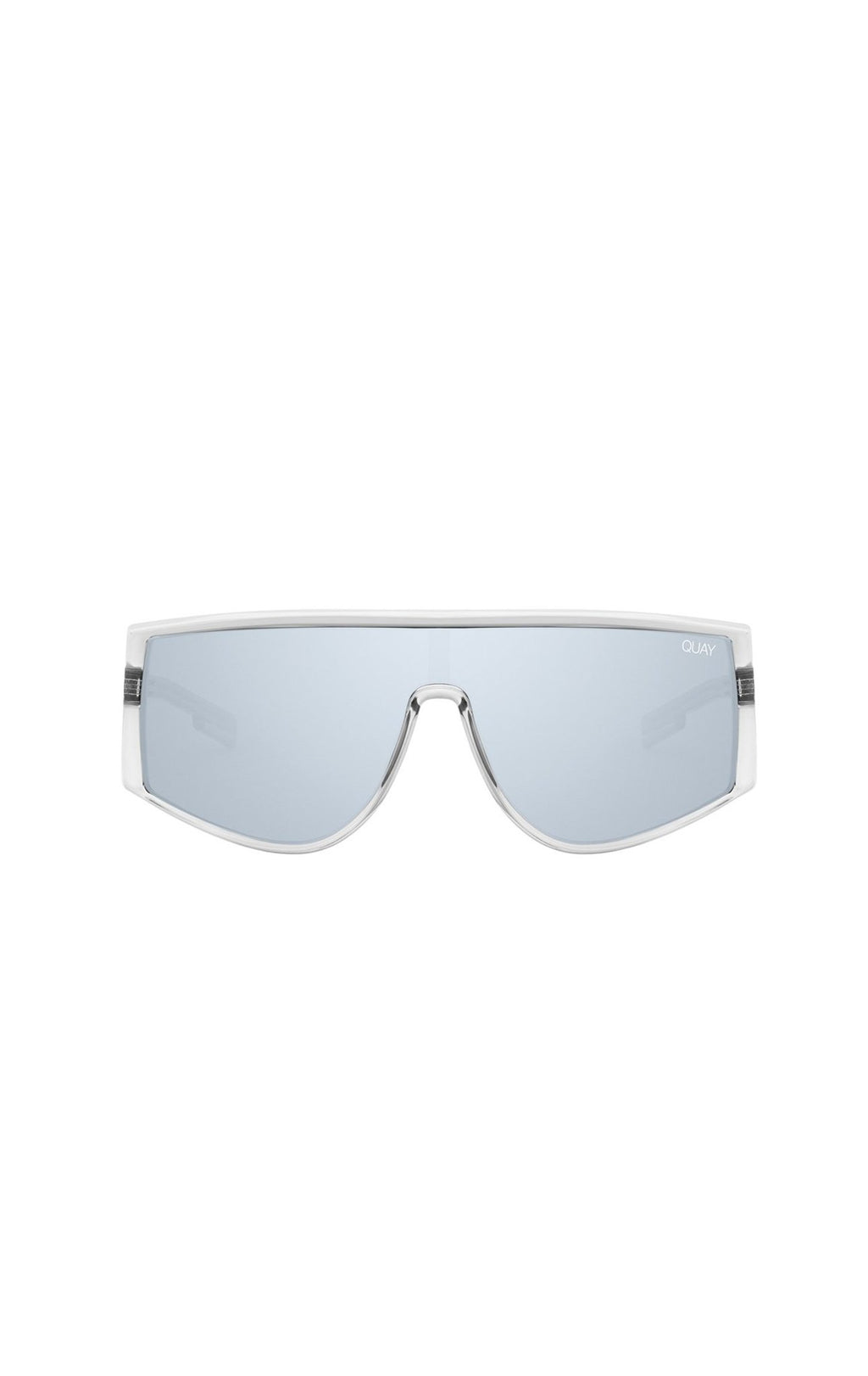 QUAY COSMIC OVERSIZED SUNGLASSES FRONT